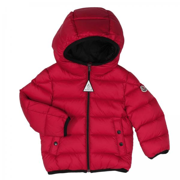 moncler rosso