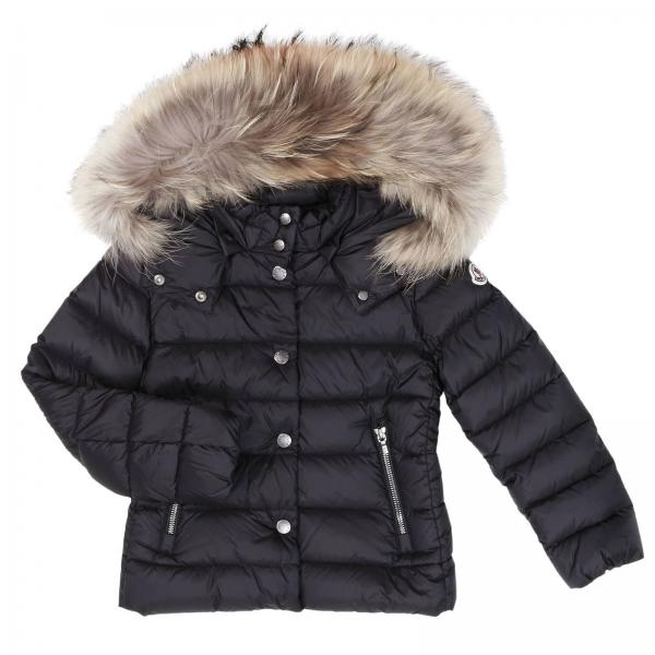 Moncler Little Girl's Jacket | Jacket Kids Moncler Junior | Moncler Jacket 95446823 53048 - Giglio EN