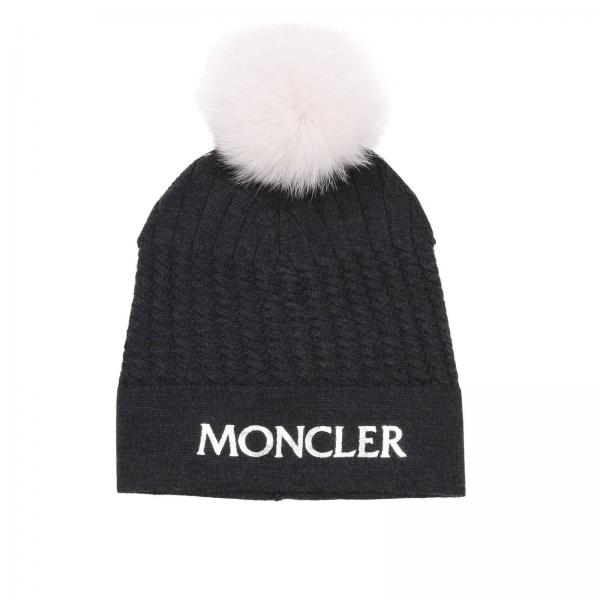 Hat girl kids Moncler Junior