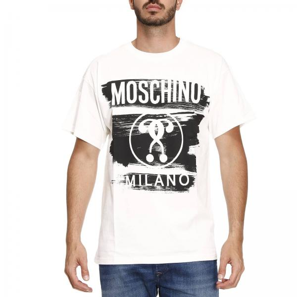 T-shirt Uomo Moschino Couture
