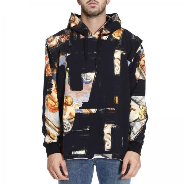 Sweater Men Moschino Couture