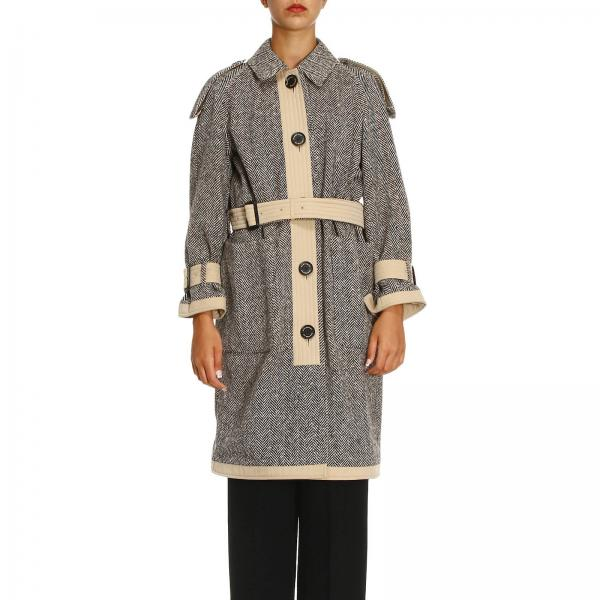 Coat Women Burberry