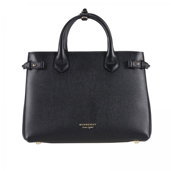 b4adc8ac96a Burberry Women s Black Handbag   Shoulder Bag Women Burberry ...