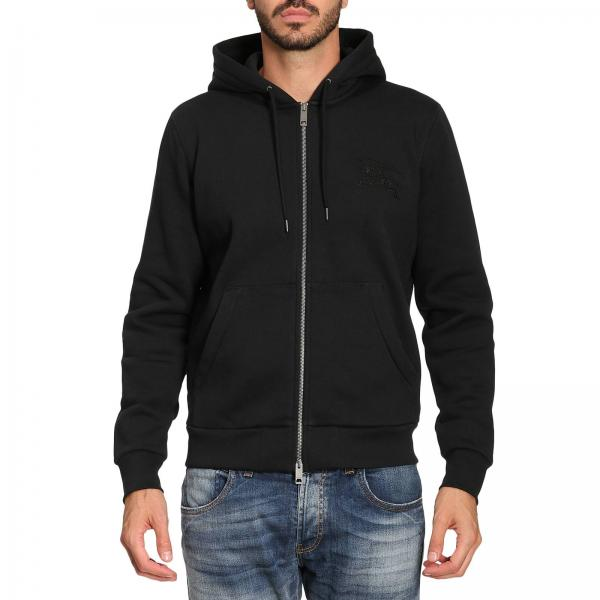 sweatshirt f r herren burberry schwarz sweatshirt. Black Bedroom Furniture Sets. Home Design Ideas
