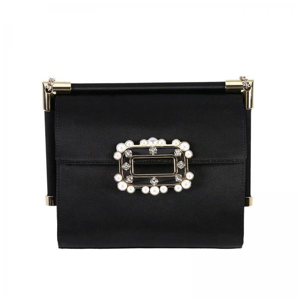 9e1e9ec9bb8d Roger Vivier Women s Black Mini Bag