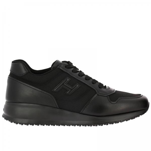 Sneakers Uomo Hogan Nero  1ca495f9903