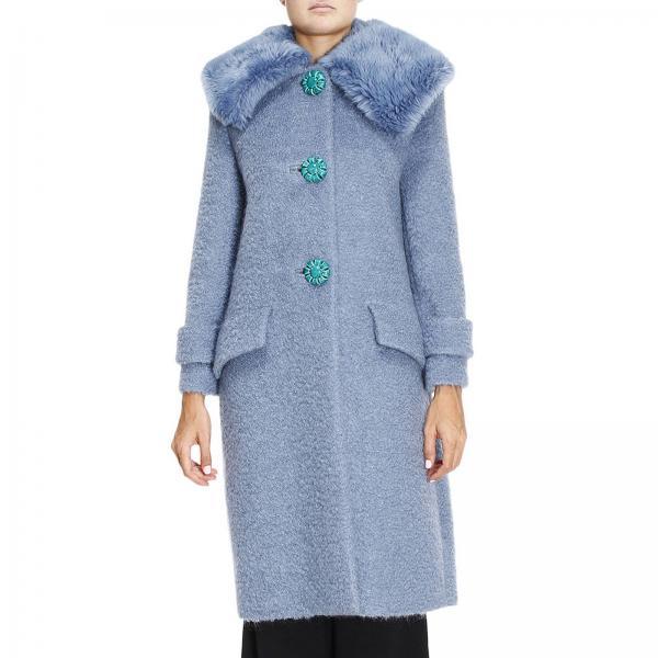 Cappotto Donna Miu Miu  d175b86655a