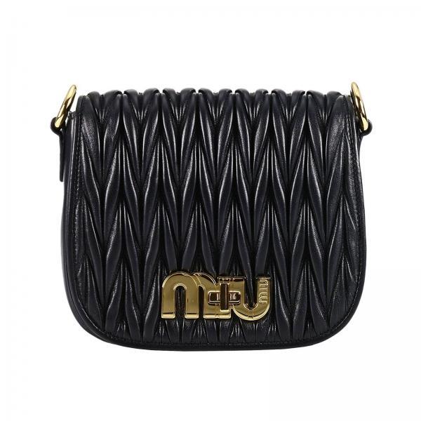 c45a8565360 Miu Miu Women s Crossbody Bags   Shoulder Bag Women Miu Miu   Miu Miu  Crossbody Bags 5bh085 N88 - Giglio EN