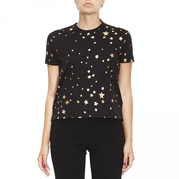 7cd1419cadb538 T-Shirt für Damen Red Valentino Schwarz