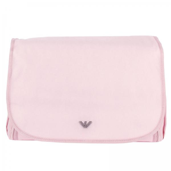 abba48597875 Armani Junior Little Boy s Pink Bag