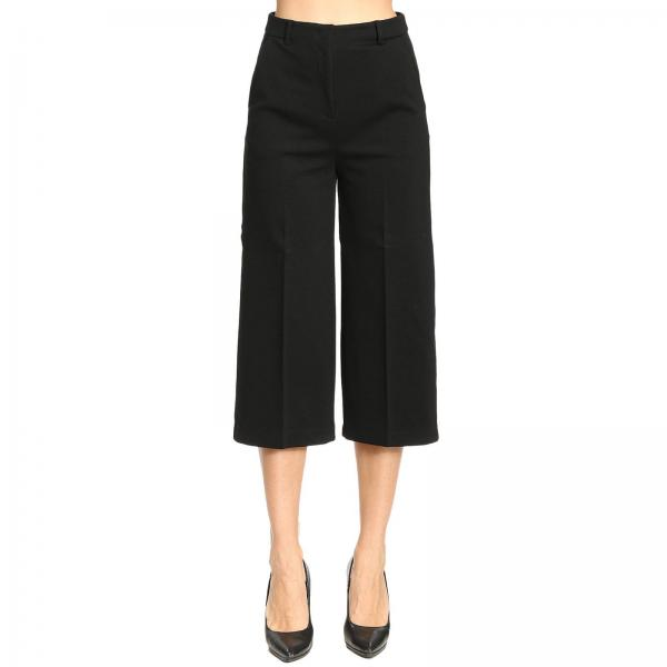 best sneakers dd9ce 65a64 Pantalone Punto Stoffa Cropped