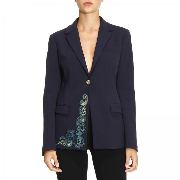 Blazer Women Versace Collection