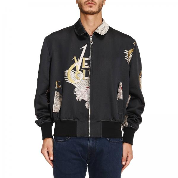 Jacket Men Versace Collection