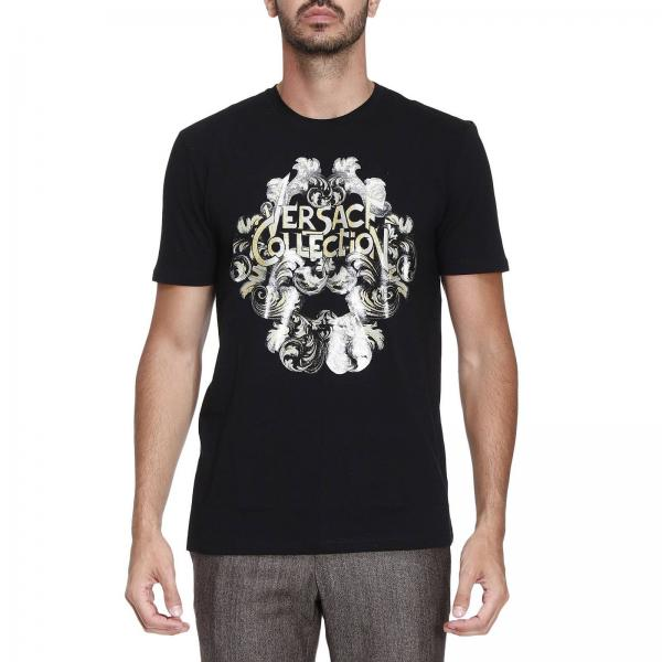 T-shirt Homme Versace Collection