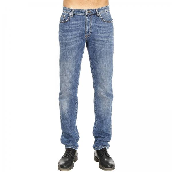 Jeans Men Versace Collection