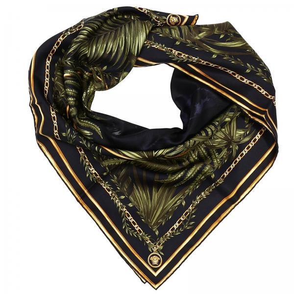 68cb4100ef35 Foulard Femme Versace   Foulard Femme Versace   Foulard Versace ...