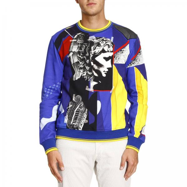 Sweatshirt Men Versace