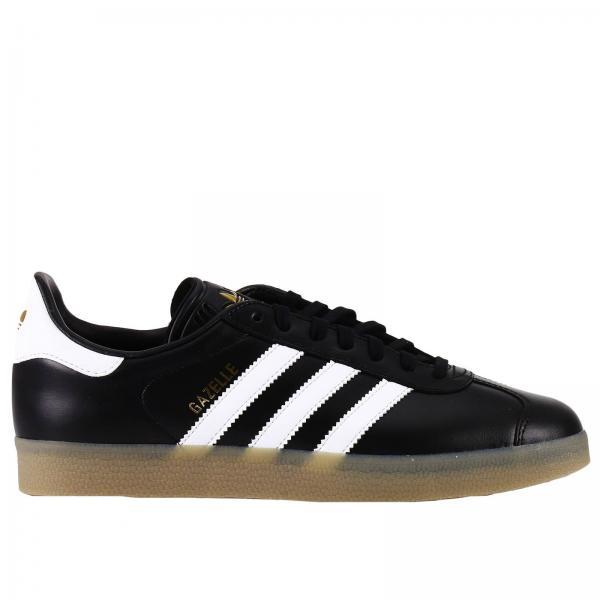 gazelle adidas uomo nere