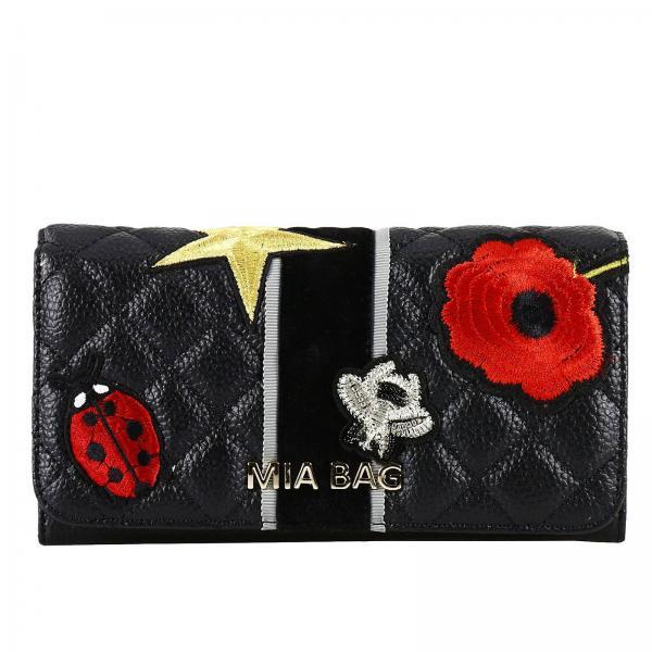5333543dab Borsa mini Donna Mia Bag   Borsa Mini Tracollina In Pelle Con Maxi Patch    Borsa Mini Mia Bag 17320 - Giglio IT