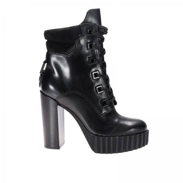 Buy Designer Shoes Black Kendall Kylie Booties KKCOTY Women's shoes