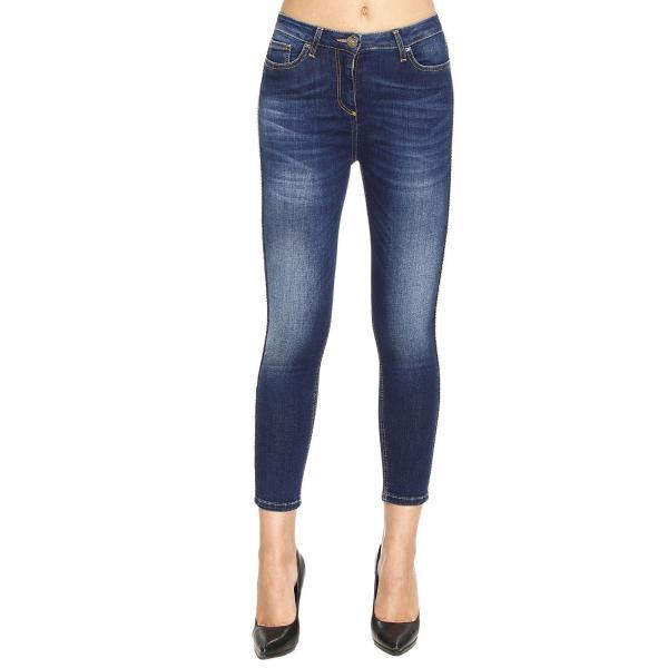 Jeans Donna Elisabetta Franchi Denim  2a2b02c53f0