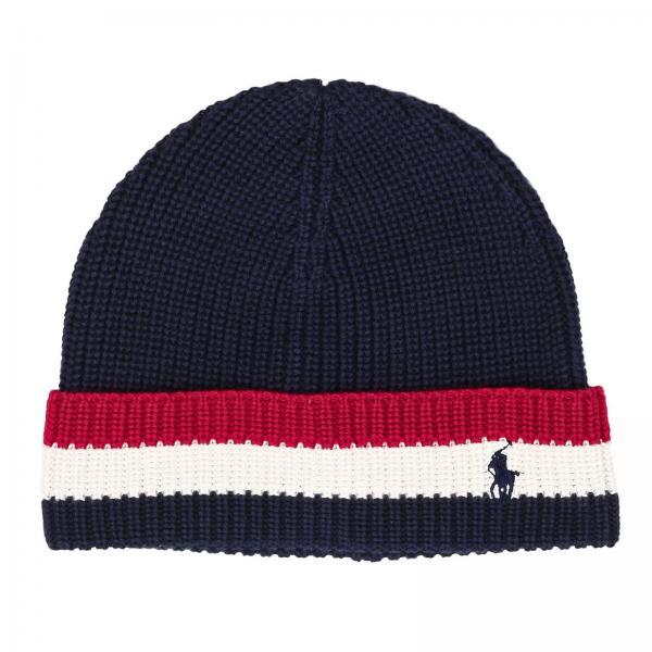 Hat little boy Polo Ralph Lauren Boy Blue  26744278c3e