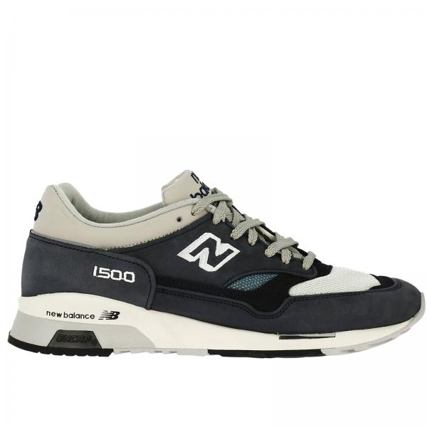 a86dae89c0f52 Baskets Homme New Balance Gris   Chaussures Homme New Balance ...