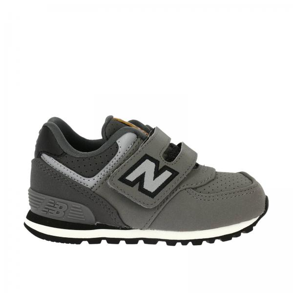 lowest price 6a495 f186c ... free shipping new balance little boys grey shoes shoes kids new balance  new balance shoes kv574yhi