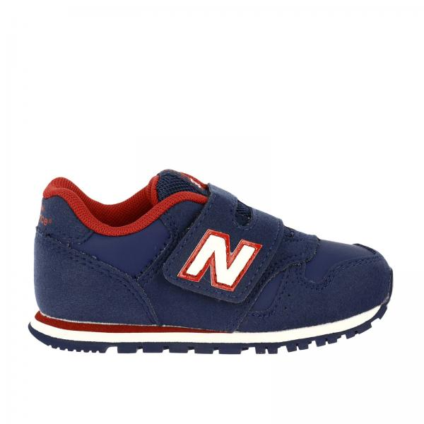 best authentic af02a be31e ... buy new balance little boys blue shoes shoes kids new balance new  balance shoes kv373ndi giglio