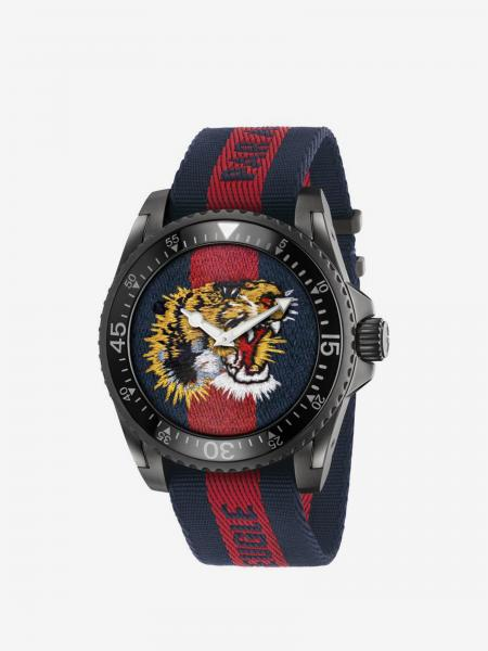 Le Marché des Merveilles watch 38mm case and Web Angry Cat pattern