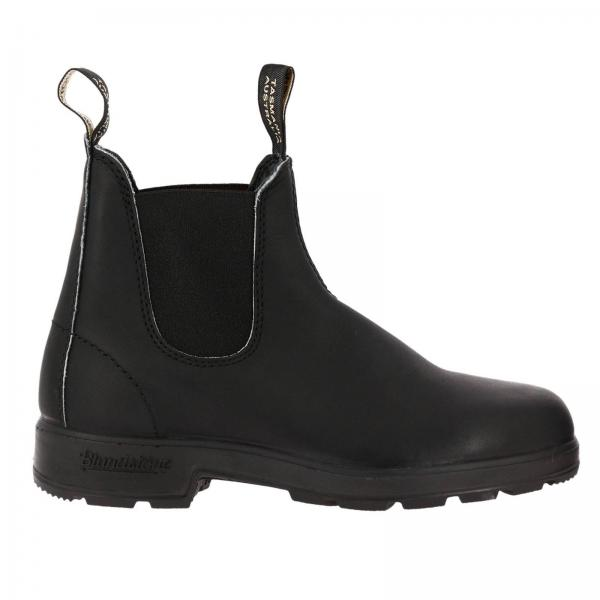 Flat ankle boots Women Blundstone Black  a20e17ebd