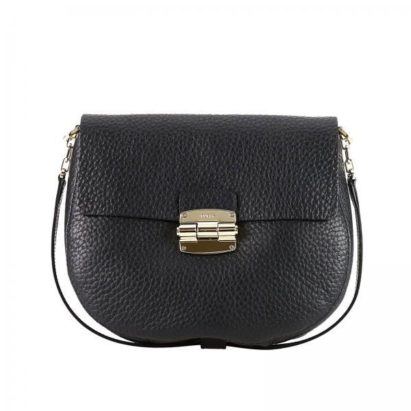 Furla Women s Black Crossbody Bags  e341240331142