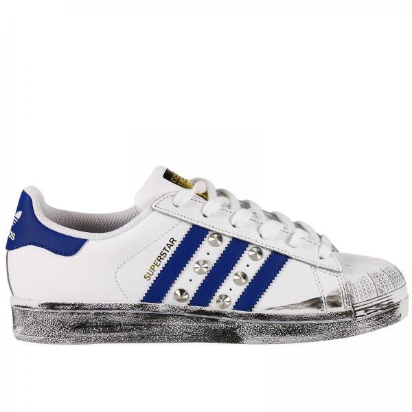 scarpe adidas donna con borchie