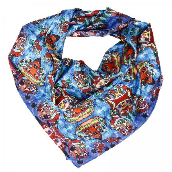 Neckerchief Antonello Blandi 0077 (T18B) FOUR BOAT