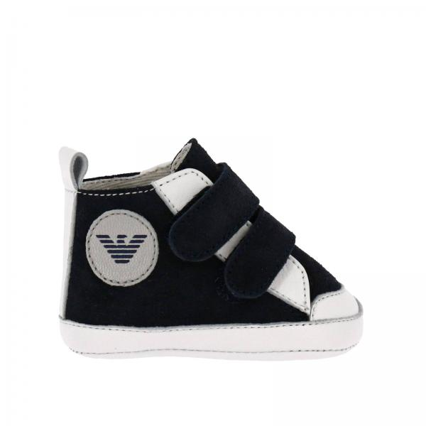 ARMANI JUNIOR Ballerines enfant.