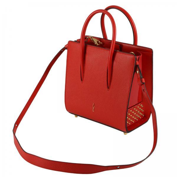Christian Bolso Mini Louboutin Mujer Rojo Artículo Continuativo 3175110giglio EHEqFdwx