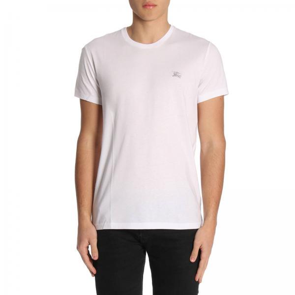 f7db1460fd2c Футболка Мужское BURBERRY Белый   футболка мужское Burberry ...