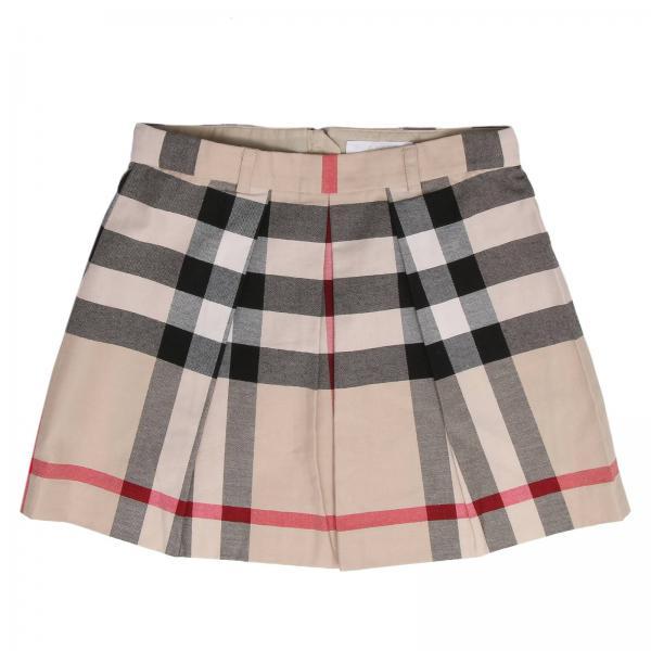 f0631b151656a Burberry Little Girl s Beige Skirt