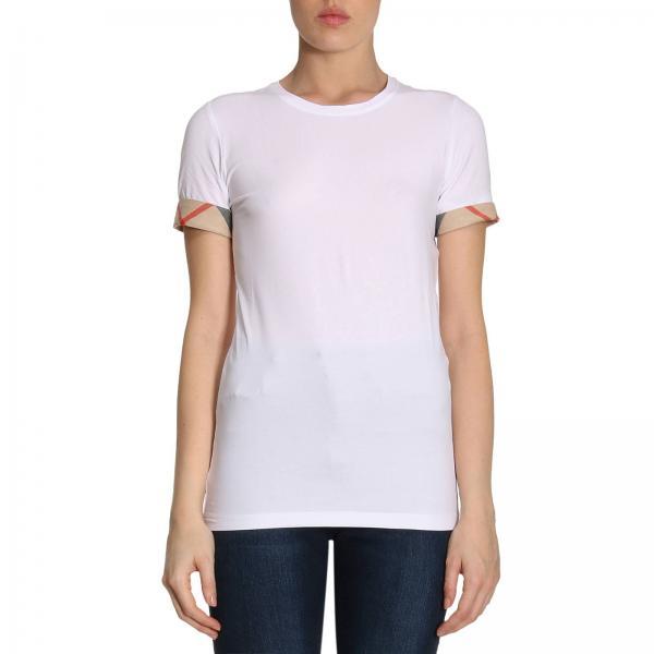 t shirt burberry femme