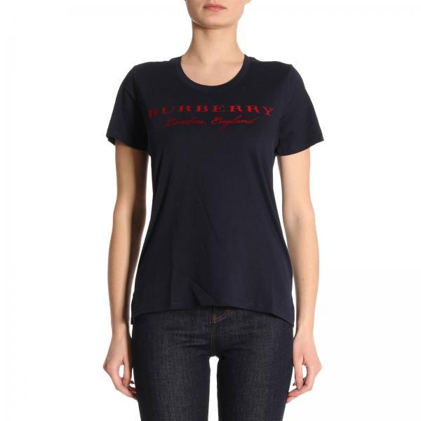 black burberry shirt womens
