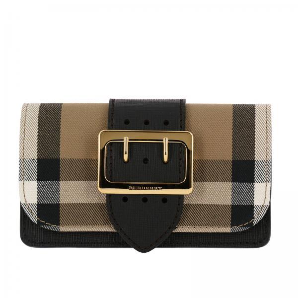 The Mini Handtasche - Schwarz Burberry CmfLOAe3Y