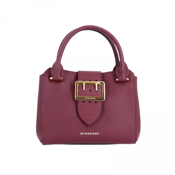 330e00c9029d Burberry Women s Burgundy Handbag