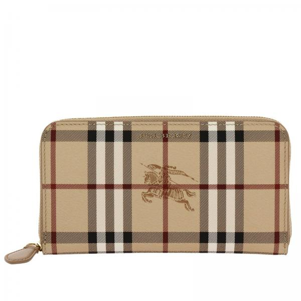 Burberry Wallet For Ladies