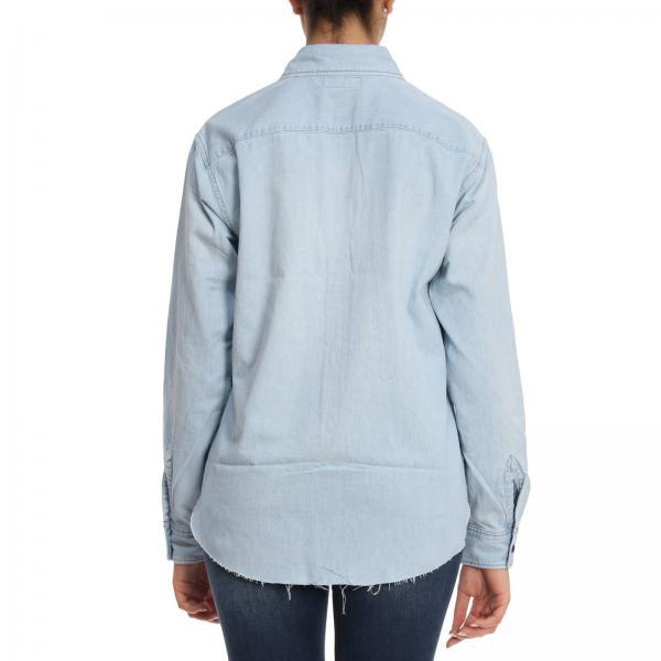 Ya880giglio Saint Laurent Continuativo Piedra Mujer Artículo 500363 Camisa wgqnUBZxOn