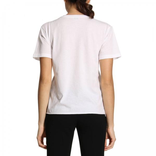 Ysl Cotone Con T Mini Girocollo Puro In shirt Stampa A Basic YyI7v6gbf