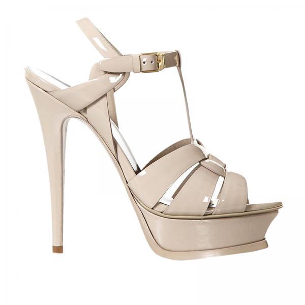 Sandalo Con A In Tacco Tribute Vernice Classic Stiletto R3L4j5Aq
