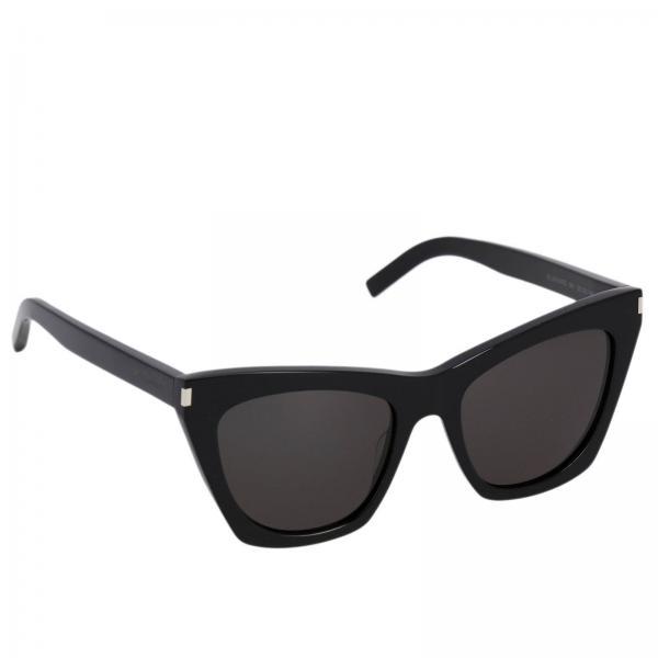 fda93d81e19 Saint Laurent Women s Black Glasses