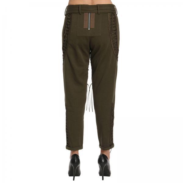 Y822jgiglio Saint Military Pantalón Continuativo 512784 Mujer Artículo Laurent A6Sxwfq