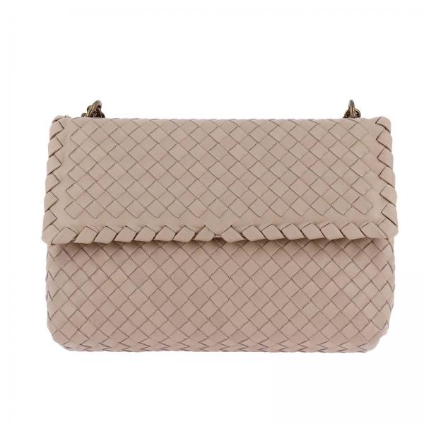 Crossbody Bags Women Bottega Veneta Mastic