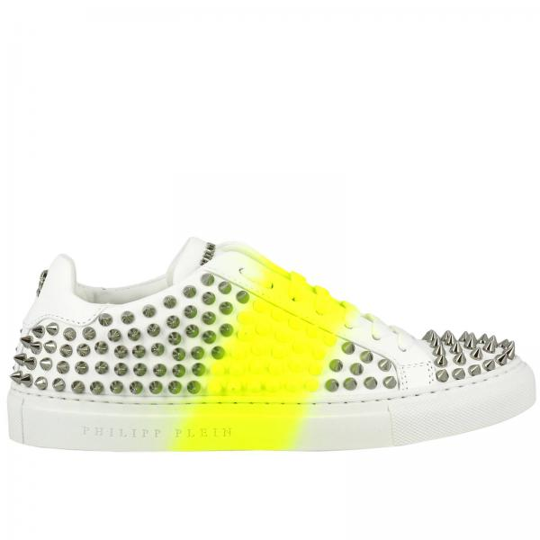 Baskets Philipp Plein WSC0639 PLE075N